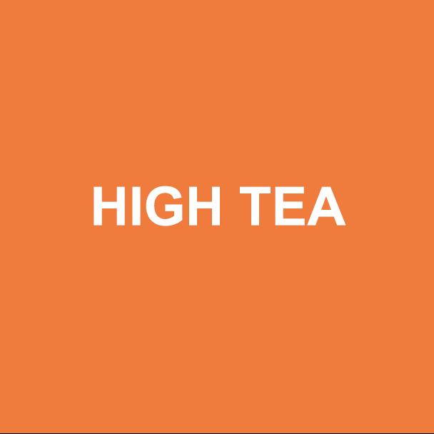 High tea gebak van Vega la vie: raw, biologisch, veganistisch en glutenvrij